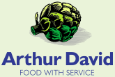 Arthur David Food - Full Flavour Events
