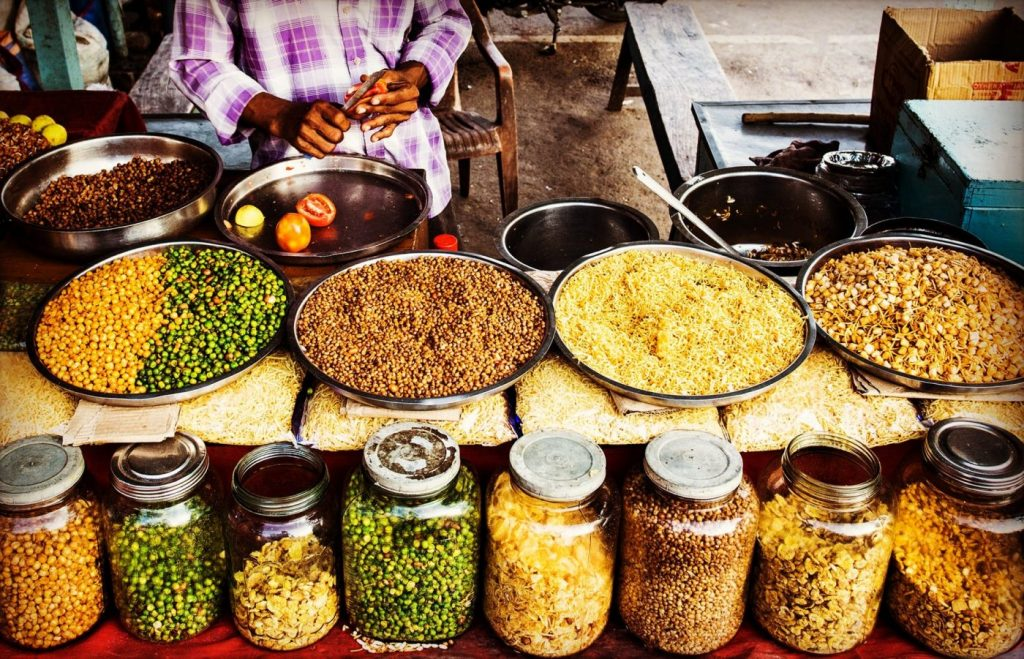 Indian Street Food - Full Flavour Events - Bath