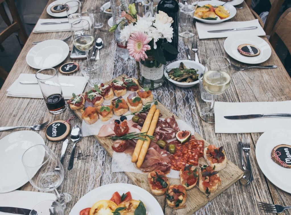 Antipasto Platter - Sharing Platter Catering - Full Flavour Events - Bath